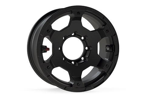 "Nomad Wheel – Base – 8x6.5"" – Metallic Black"