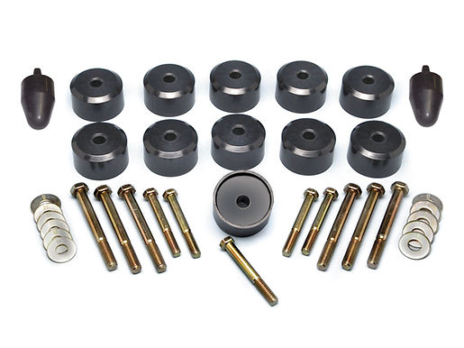 TJ, YJ, LJ (unlimited) Body Lift, 1""