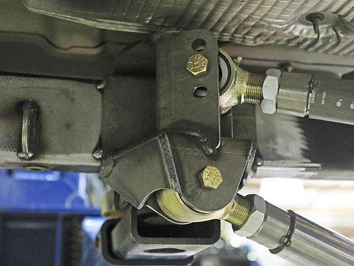 Rear 4 Link Control Arm Mounts (Pre-welded)