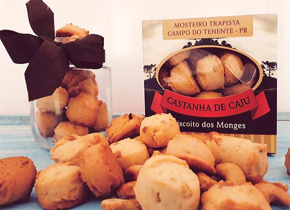 Biscoito de Castanha de Caju