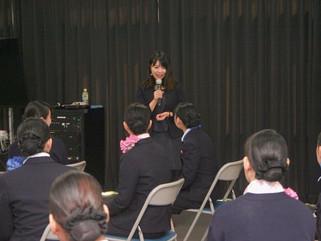 【研修】日本航空専門学校さま×ホリスティックヘルス