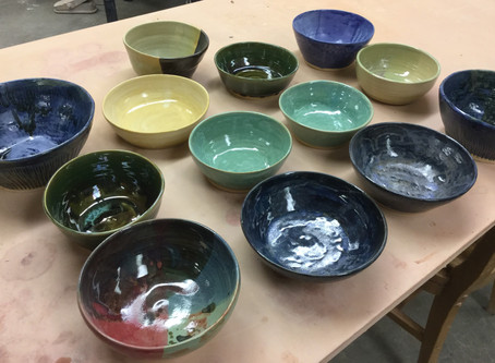 3rd Annual Empty Bowls & Silent Auction
