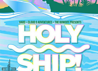 Holy Ship 2017 & Miami Nightlife