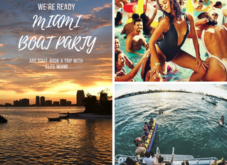 Best Miami Party Boat