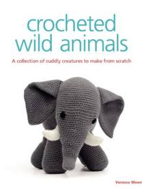 Crocheted Wild Animals  This gorgeous collection of wild animals to crochet will enchant children and adults alike. Inside this book there are 14 feral friends from all over the world to choose from. The projects vary in complexity and there is a comprehensive techniques section to help you learn the necessary skills. Along the way you will also learn some surprising facts about these fascinating creatures.  Paperback:160 pages Publisher:GMC (7 Sep 2013) ISBN-10:1861089260 ISBN-13:9781861089267
