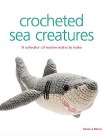 Crocheted Sea Creatures: A Collection of Marine Mates to Make  This amazing collection of sea creatures to crochet will enchant children and adults alike. Inside this fun, colourful book there are 12 aquatic friends from all over the world to choose from, each with a very distinct personality. The projects vary in level of complexity and there is a comprehensive and straightforward techniques section to help learn the necessary skills. Each project includes beautifully drawn crochet charts and detailed instructions. Along the way the reader will also learn some interesting and sometimes surprising facts about these fascinating creatures. Projects include: octopus, whale, shark, starfish and sea horse    Paperback: 160 pages Publisher: GMC Publications (28 Jun. 2015) Language: English ISBN-10: 1861087578 ISBN-13: 9781861087577