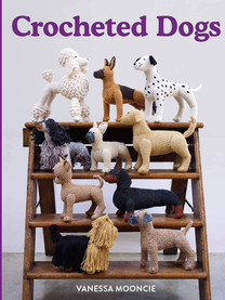 Crocheted Dogs  If you're looking for a beautiful and faithful companion then these gorgeous crocheted dogs have the right pedigree. Just as loyal and charming as the real thing, these 10 crocheted canines are sure to be everyone's best friend. Each project includes detailed patterns, stunning photographs and helpful hand-drawn charts. There is also an extensive techniques section explaining all the stitches and techniques you'll need to make your perfect pooch.  Paperback:160pages Publisher:GMC Publications (Sep 2020) ISBN-13:9781784945664