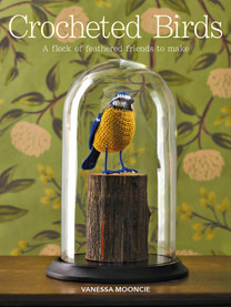 Crocheted Birds: A Flock of Feathered Friends to Make  Let your creative urges take flight with this wonderful collection of birds to crochet. Featuring 10 gorgeous projects, all with stunning photographs and detailed charts, this book is a twitcher's delight. The extensive techniques section will tell you everything you need to know to make an entire crocheted aviary. There are also intricate charts included with the patterns to help you make your feathered friends come to life.  Paperback:160pages Publisher:GMC Publications (7 Nov 2018) ISBN-10:1784944580 ISBN-13:978-1784944582