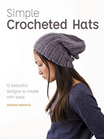 Simple Crocheted Hats  These beautifully designed crocheted hats are just the thing for getting you noticed on a cold winter's day. There are 15 easy projects, from beanies to berets, all clearly presented and beautifully photographed. Even those with no previous crocheting experience will be whipping up stylish hats in next to no time. At the back of the book the basic crochet techniques are clearly explained, including how to add a lining for extra cosiness. Sizes are included for children and adults so all the family can have their own handmade hat.  Paperback:144pages Publisher:GMC Publications (Oct 2019) ISBN-13:9781784945404