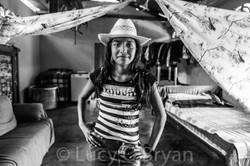 Coffee farmer Cowgirl