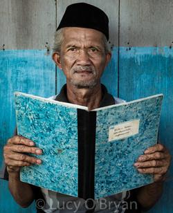 Indonesia Cacoa farmer