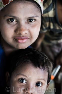 Rohingya, Mrauk U, Myanmar