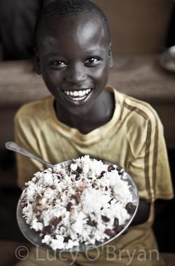 School Feeding Program Garoua, Cameroon