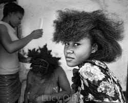 Haitian Beauty Parlor