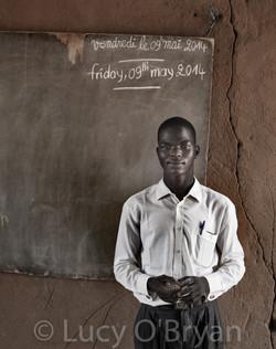 Cameroon Teacher