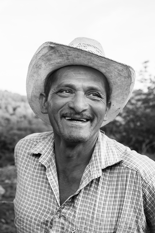 Rancher, Perquin, El Salvador
