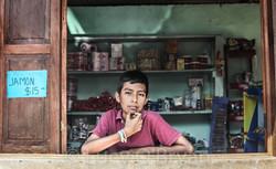 Coffee Stand-Chiapas