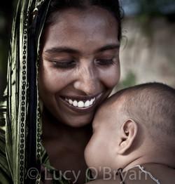 Mother and Child, Bangladesh