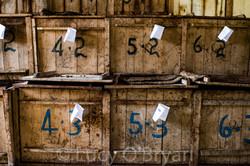 Haiti-Fermenting boxes