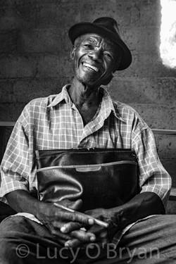 Cacao Farmer, Dame Marie, Haiti