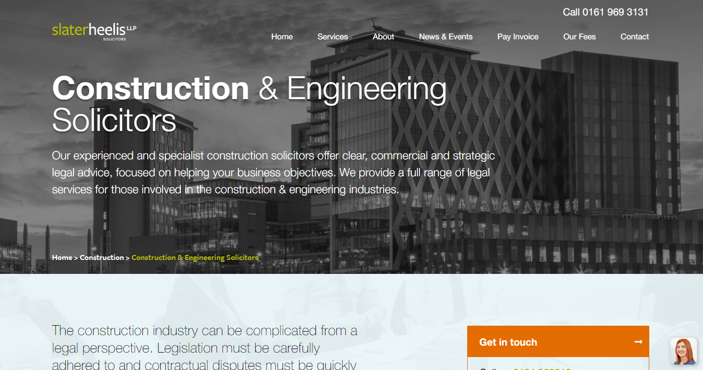 manchester website design