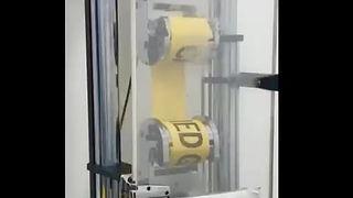 Shovel Barrier Strength Test