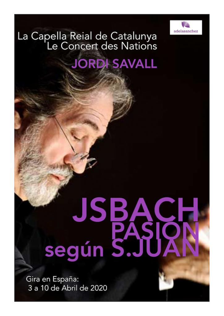 Pasión Según San Juan. J S. Bach