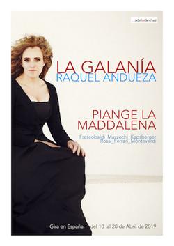 """""""Piange La Maddalena"""""""