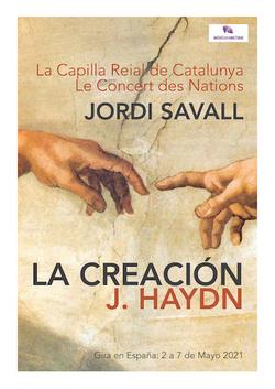 La Creación. J. Haydn