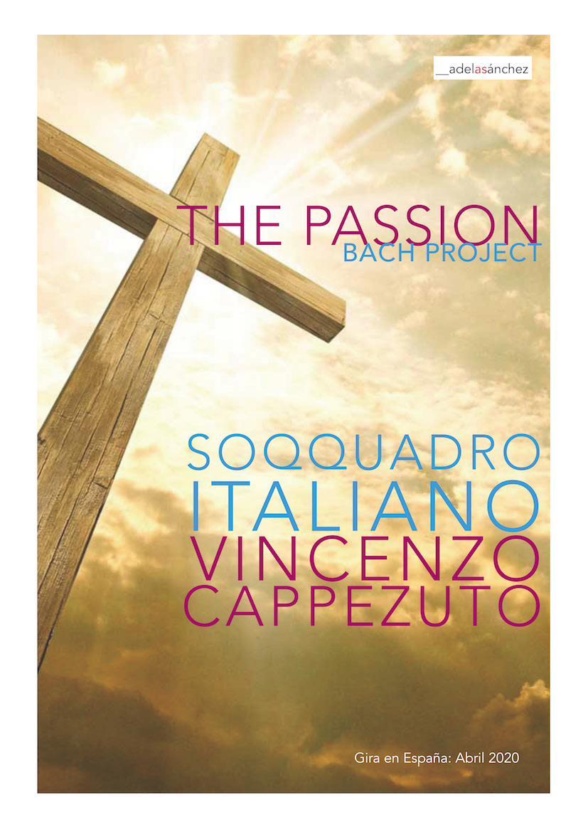 """""""The Passion. Bach Project"""""""