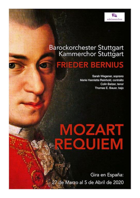 """""""Requiem"""" W.A.Mozart"""