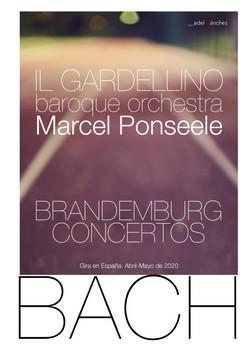 Conciertos de Brandemburgo. Suites