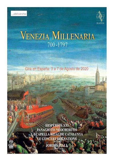 """""""Venezia Milenaria"""""""