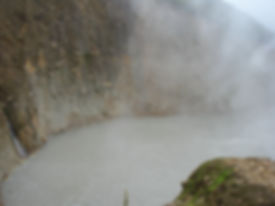 boiling lake Dominica