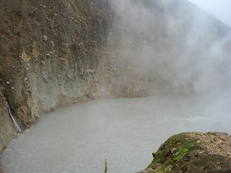 boiling lake Dominica
