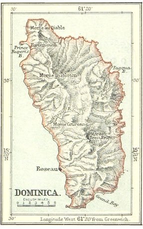 Image extracted from page 158 of volume 2 of A Historical Geography of the British Colonies, by Charles P. Lucas. Original held and digitised by the British Library, via Wikimedia Commons