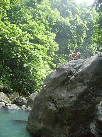 Flüsse Dominica