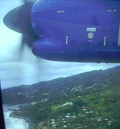 Flughafen Dominica