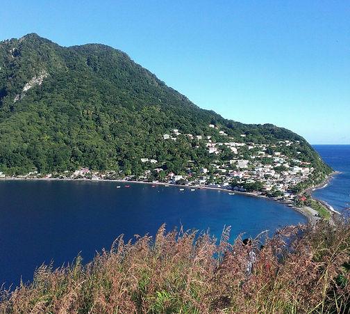 karibisches Meer Dominica