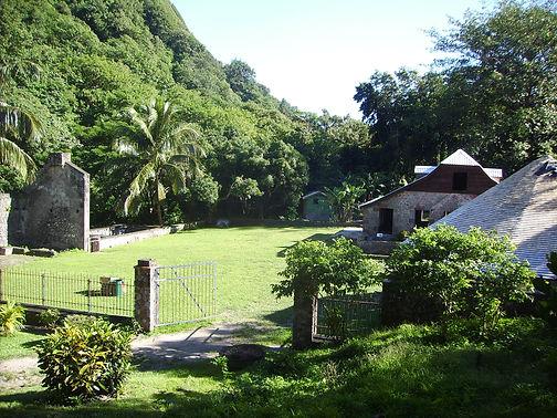 Sklavenplantage Dominica