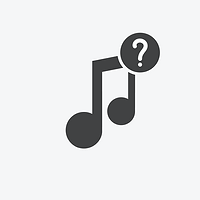 Music Question Mark