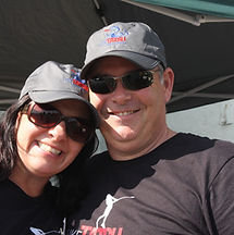 LTJF Board Members, Denise Mester and Josh Mester