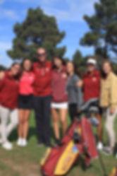 The Luke Tatsu Johnson Foundation provided scholarships for graduating seniors on the Wilson High School Golf Team.