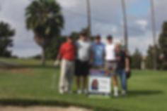 Sponsor a tee or green at the Luke Tatsu Johnson Memorial Golf Tournamen.