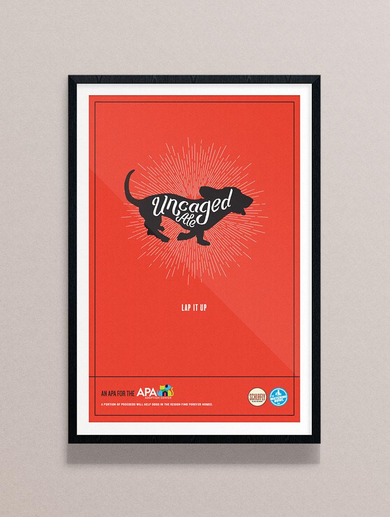 Uncaged Ale Poster LAP.jpg