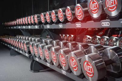 Lift-STL Watson Dumbbells