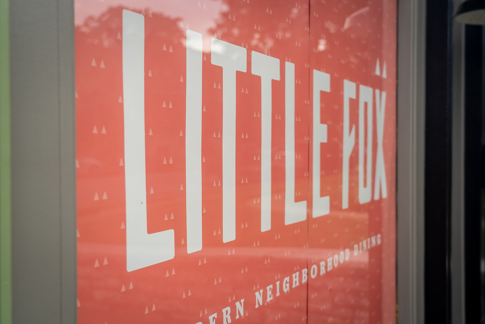 Little Fox St. Louis Restaurant Construction Window Coverings