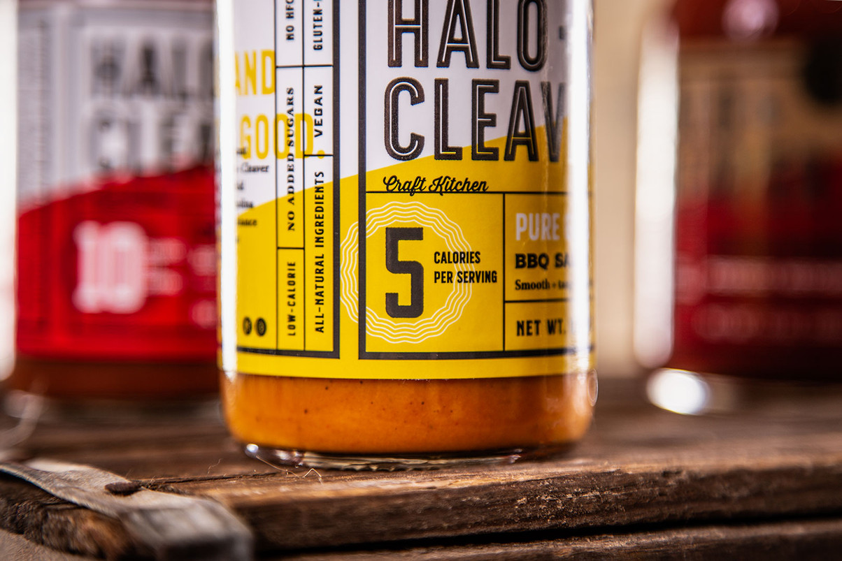 Halo + Cleaver Packaging