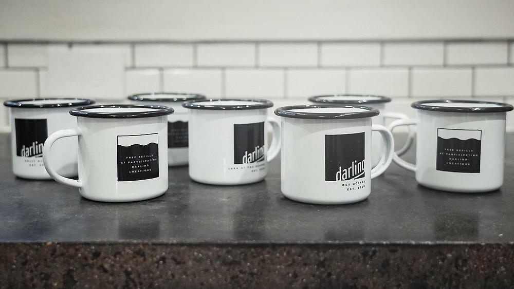 Limited Edition Darling Quarantine Mugs