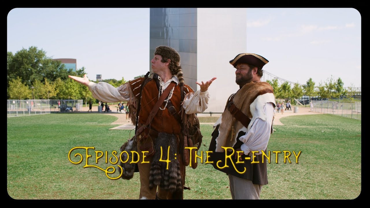 """The Monumental Return of Lewis & Clark   Ep. 3   """"Re-Entry"""""""